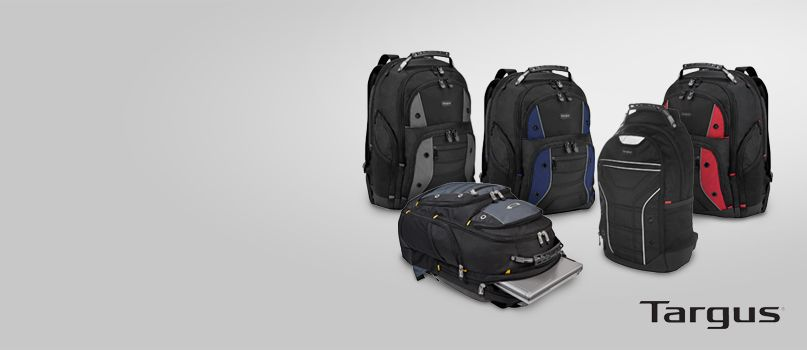 The new Drifter backpack collection from Targus
