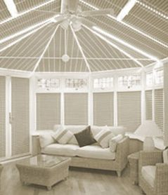 Made To Measure Conservatory Blinds