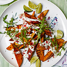 Buy Grilled Sweet Potatoes by Bruno Loubet Online at johnlewis.com