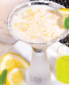 Lemon Chiller by Coole Swan