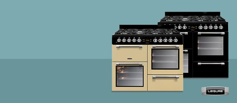 Save on Leisure range cookers