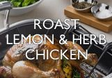 Roast Lemon & Herb Chicken