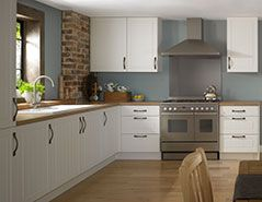 John Lewis First Collection kitchens
