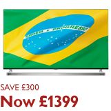 John Lewis LED HD 1080p 3D Smart TV
