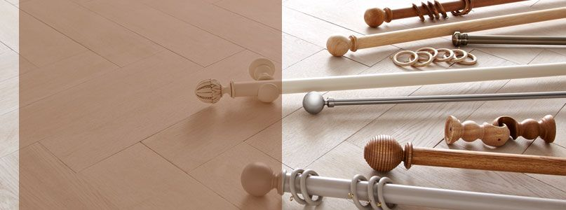 How to choose your curtain pole