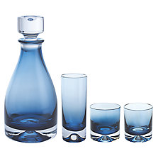 Buy Dartington Crystal Dimple 50th Glassware Online at johnlewis.com