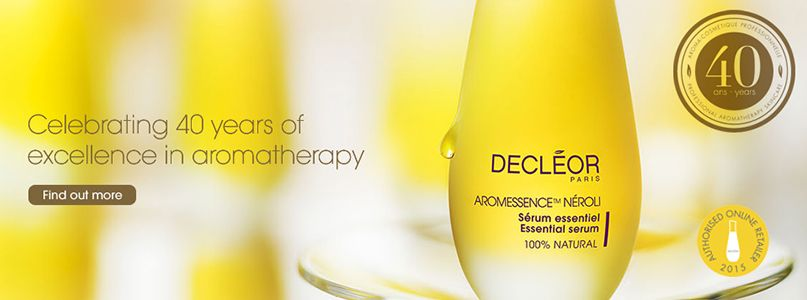 Celebrating 40 years of excellence in aromatherapy - Find out more