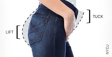 NJDY Shaping Jeans