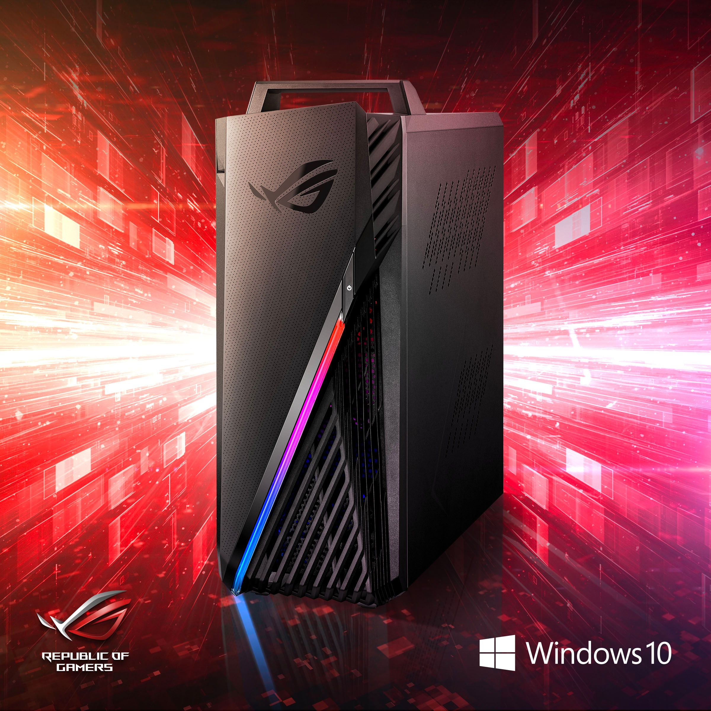 Get primed for battle with the ROG STRIX GA15