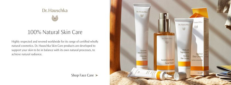 Dr Hauschka Face Care