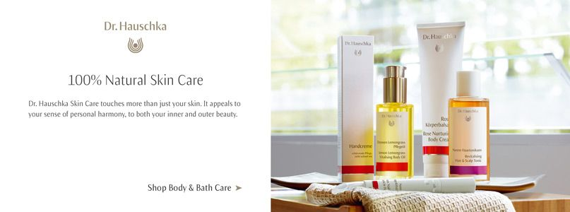 John Lewis Wedding Gift List Review : Dr Hauschka Body & Bath Care