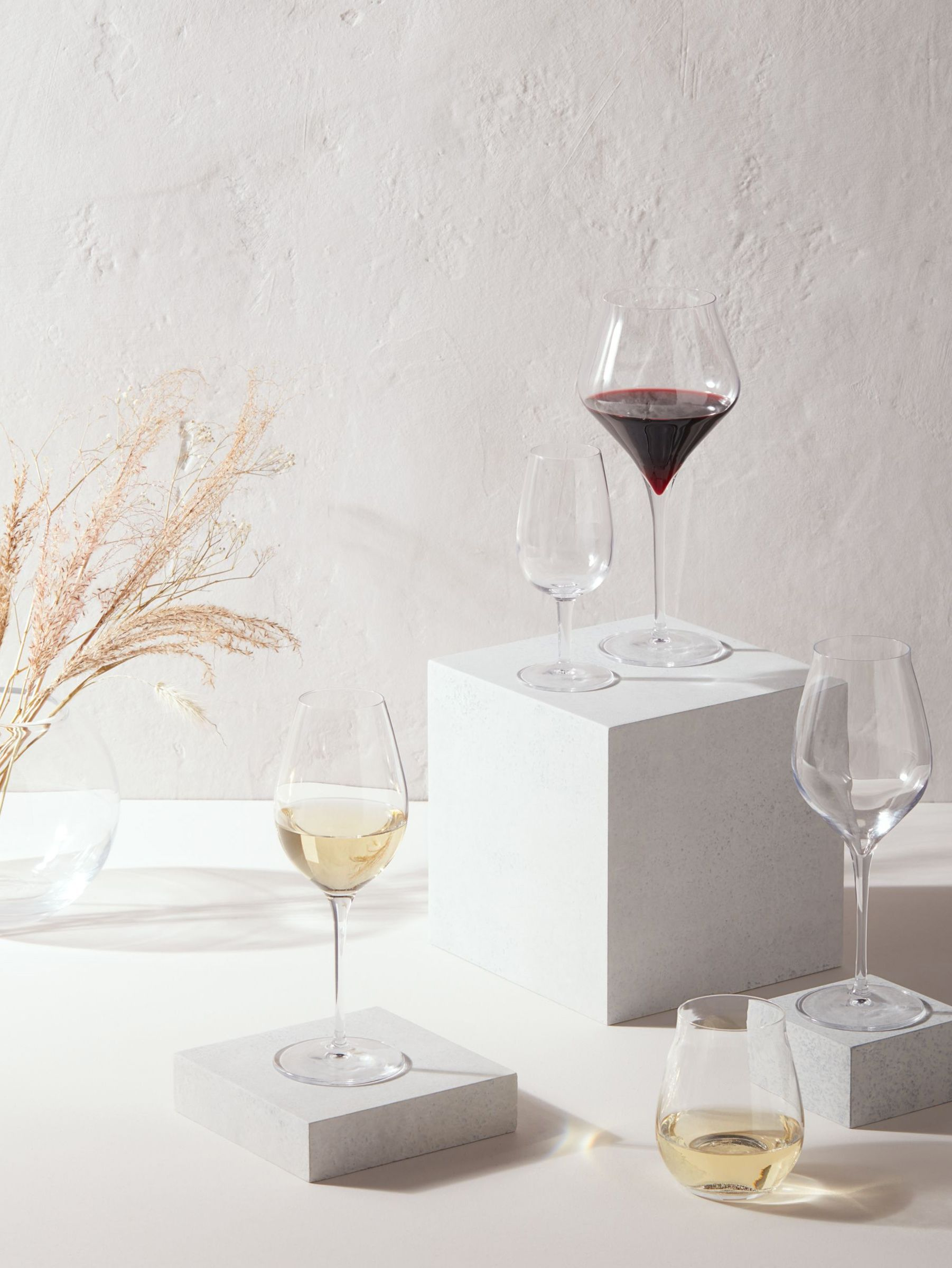 John Lewis & Partners Connoisseur Wine Glassware