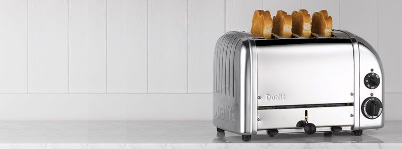 Dualit's classic toasters