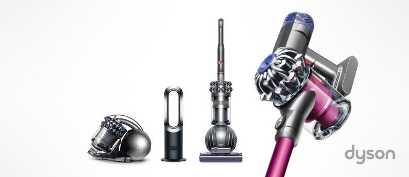 Savings with Dyson