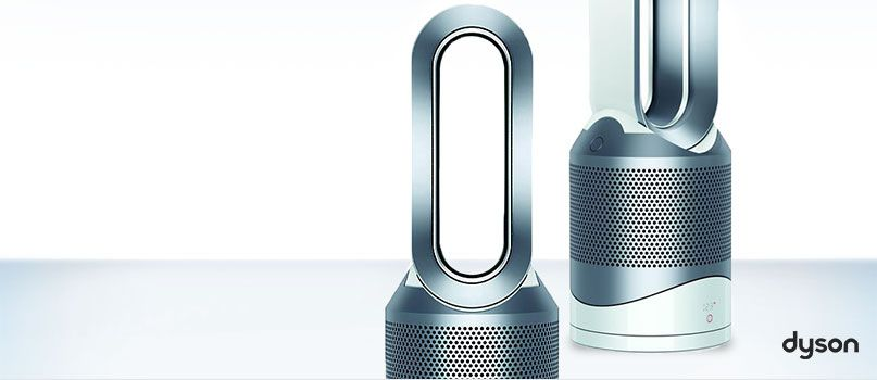dyson pure  hot+cool link fan