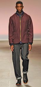 Oliver Spencer catwalk image