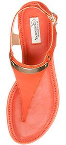 Somerset by Alice Temperley Henley Sandals, Red