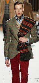 Highland catwalk trend