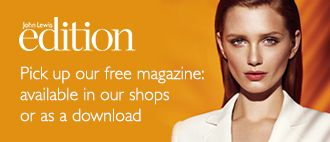 edition magazine - Pick up our free magazine: available in our shops or as a download