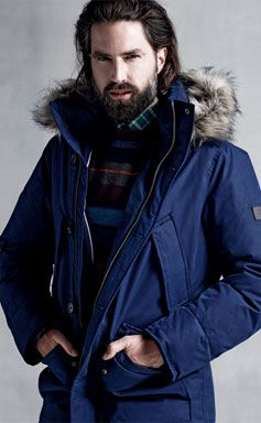 Menswear trend - Winterwear
