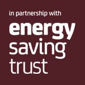 in partnership with Energy Saving Trust