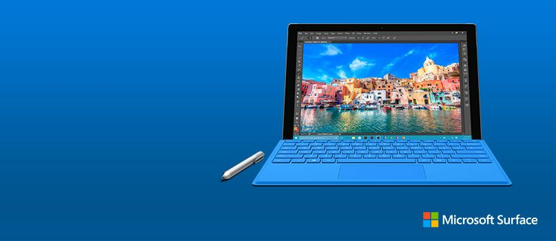 Save upto £220  on Microsoft Surface Pro 4