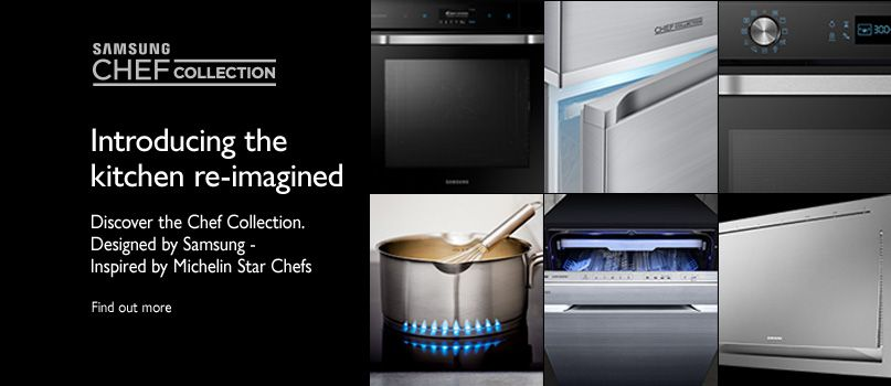 View the Samsung Chef Collection