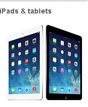 iPads & tablets