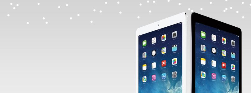 3-year guarantee with ipad air