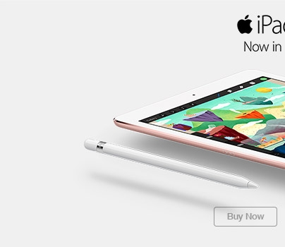 Apple iPad Pro Available 31 March in 9.7-inch. Buy Now