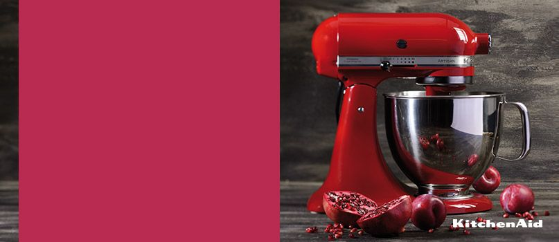 Trade in and claim up to £100 off KitchenAid