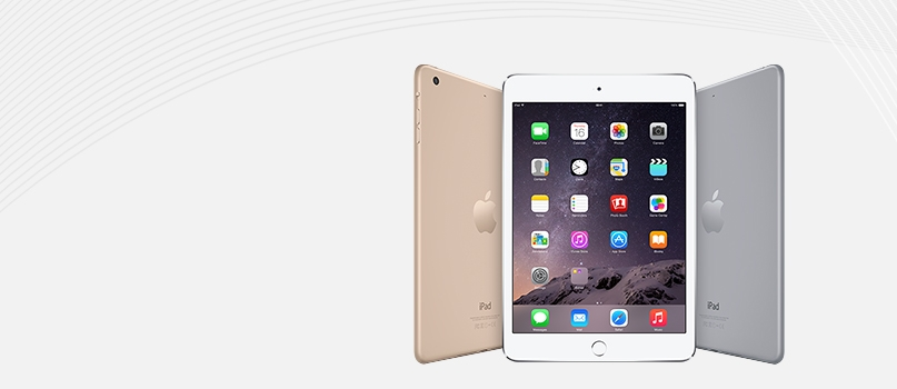 Save £70 on iPad mini 3 WIFI 16GB