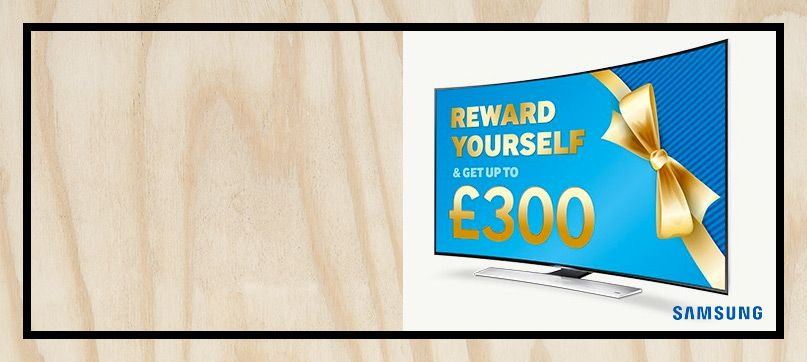 Buy a selected Samsung UHD or FHD Smart TV