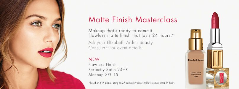 Matte finish masterclass