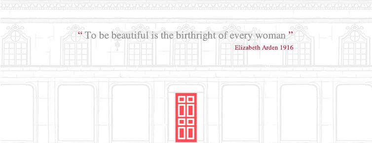 To be beautiful is the birthright of every woman - Elizabeth Arden 1916