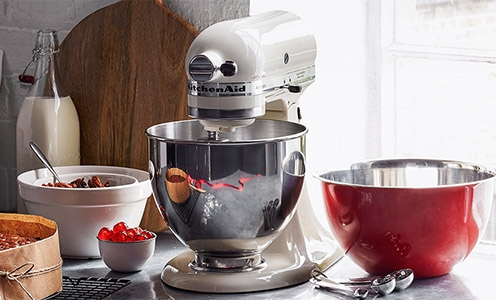 KitchenAid Artisan Stand Mixer: The Benefits
