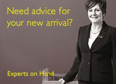 Need some advice for your new arrival?