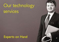 Our technology services