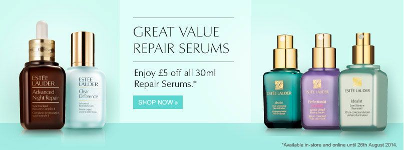 Great value repair serums