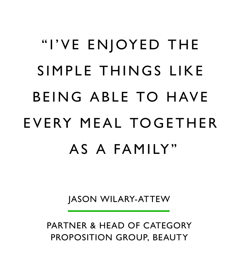 Father's Day Jason Wilary-Attew