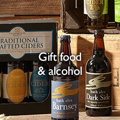 Gift Food & Alcohol