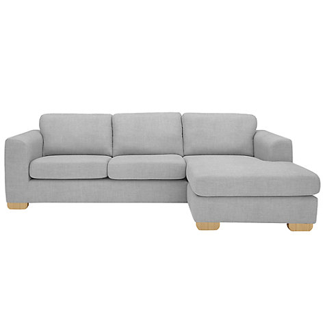 Buy John Lewis Felix RHF Chaise End Sofa Online at johnlewis.com