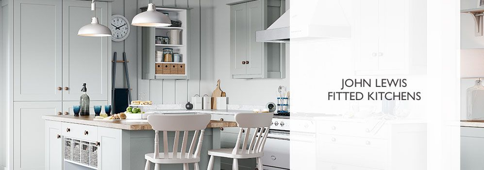 John Lewis Fitted Kitchen Service