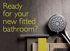 thinking about a fitted bathroom?