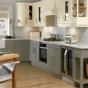 Classic collection fitted kitchens for Kitchen lighting ideas john lewis