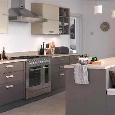 John Lewis Continental Collection Kitchens