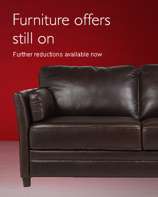 Furniture offers still on