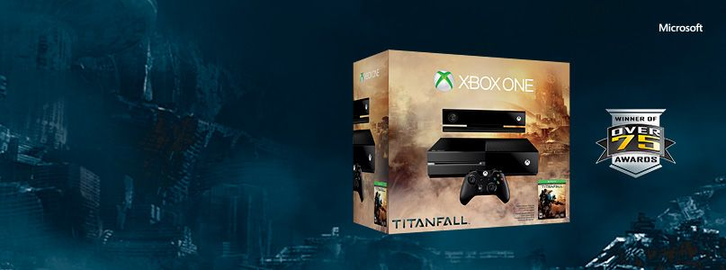 Buy Xbox One & Titanfall for £399.95