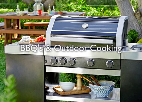 BBQ's & Outdoor Cooking