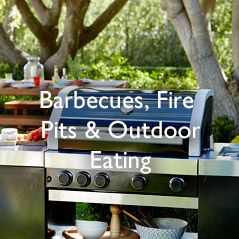 Barbecues, Fire Pits & Outdoors Eating